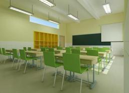 单招院校-课堂教室