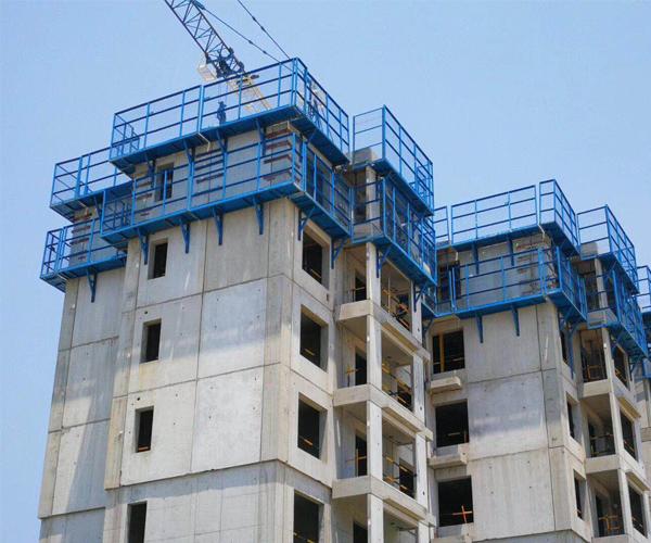 成達鋼結構工程展示
