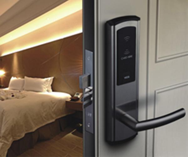 酒店智能锁案例