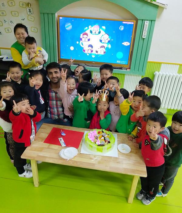 安丘原点幼儿园环境展示