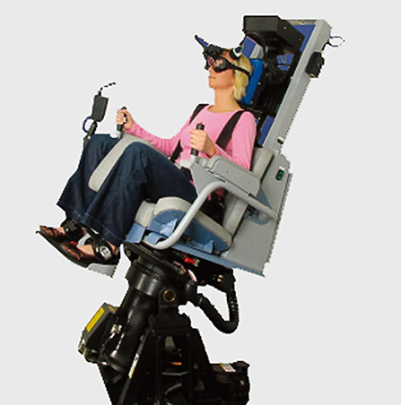 I-PORTAL®NOTC转椅系统
