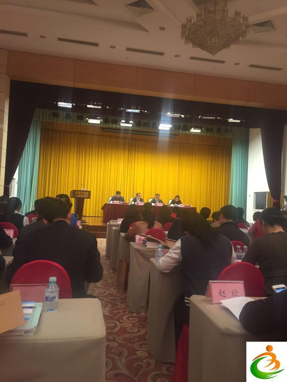 北京市社会工作推进会