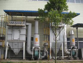 重庆望江工业有限公司35联合机加除尘工程