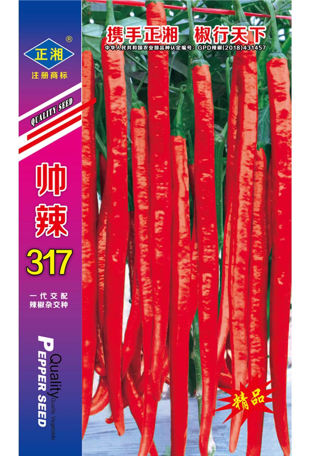 帅辣317(红)