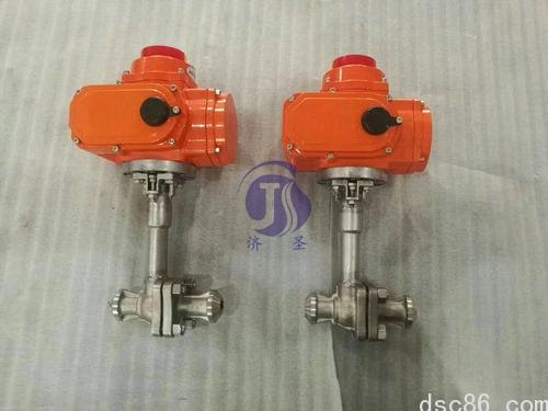 DQ961F-16P低温电动球阀
