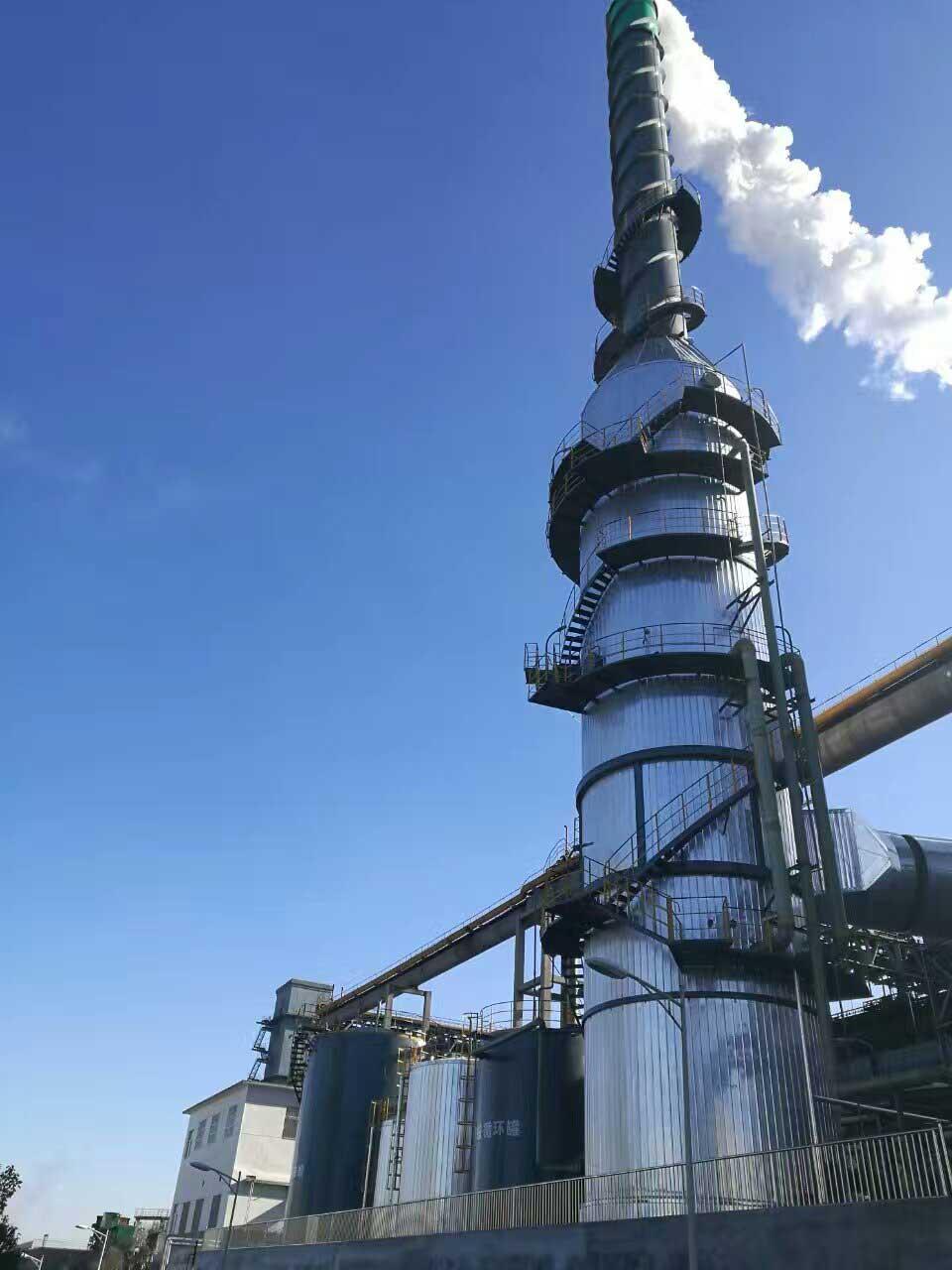 平煤集团天瑞焦化氨法脱硫