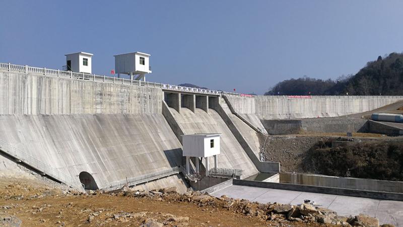 米底河水库