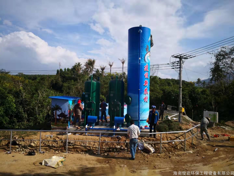 农村饮水工程设备