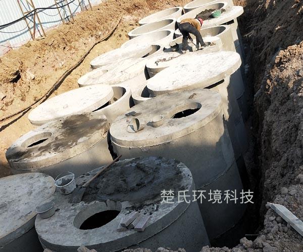合肥濱湖世紀城化糞池工程