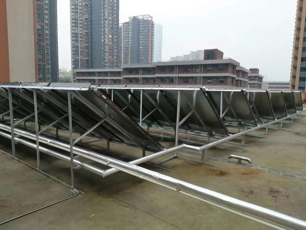 平板太阳能集热器模块