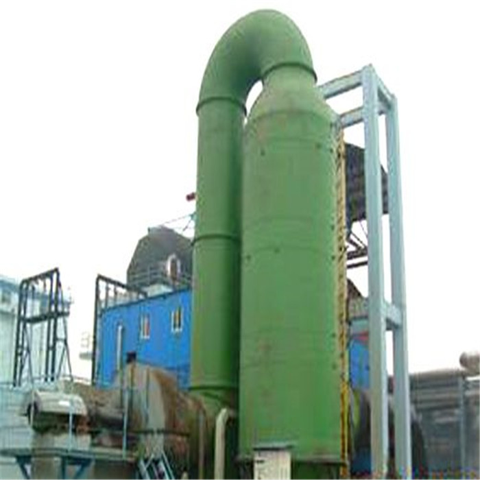 玻璃钢脱硫净化塔_玻璃钢脱硫塔-河北华强科技开发有限公司
