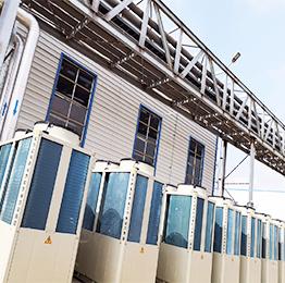 新余木林森中央空调节能工程