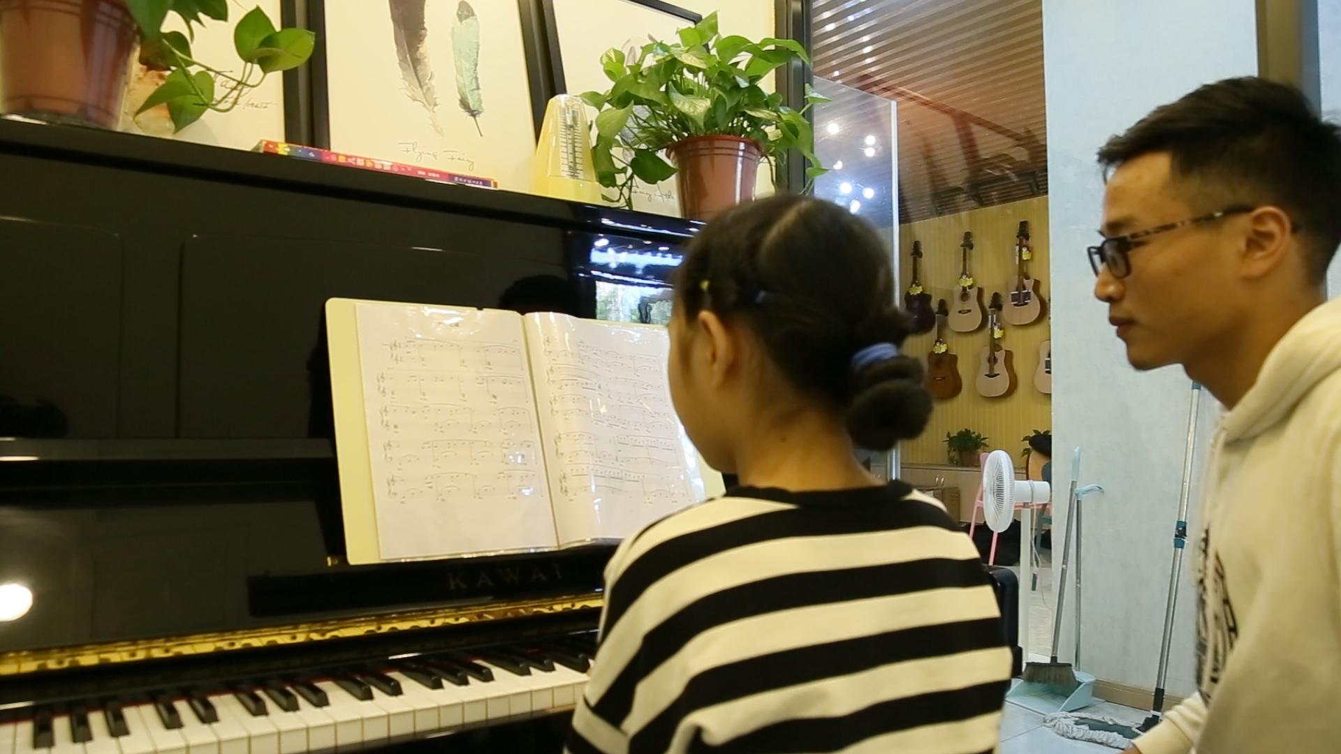 钢琴培训8