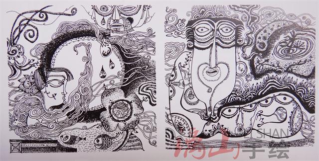 广西手绘培训班广西考研手绘培训学校哪家好一广西漓山手绘