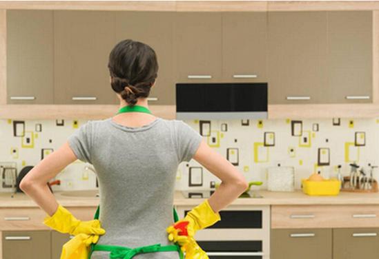郑州新万博手机客户端公司不外传的窍门,关于厨房清洁小妙招!