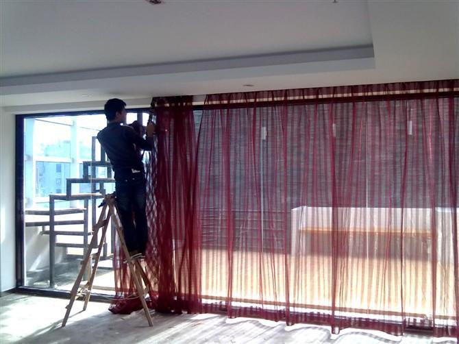 家庭保洁及窗帘保养和清洁