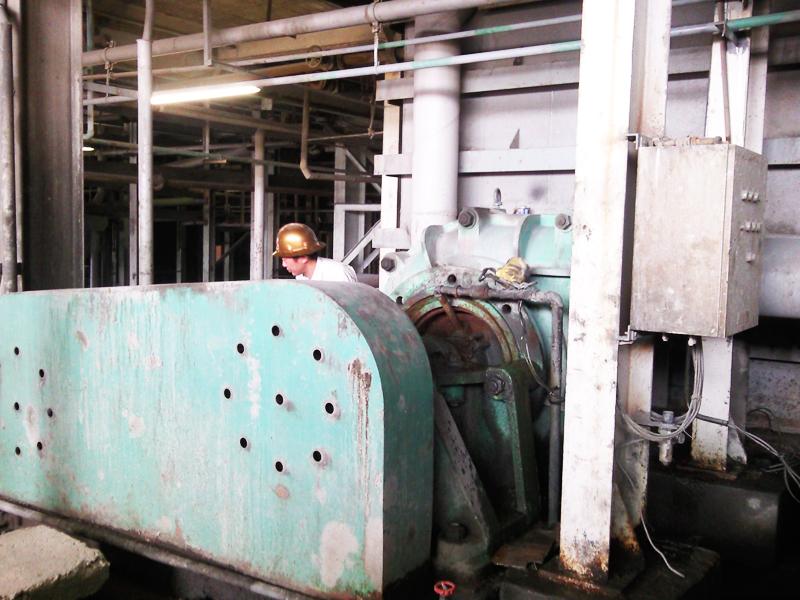 AH渣浆泵铁矿