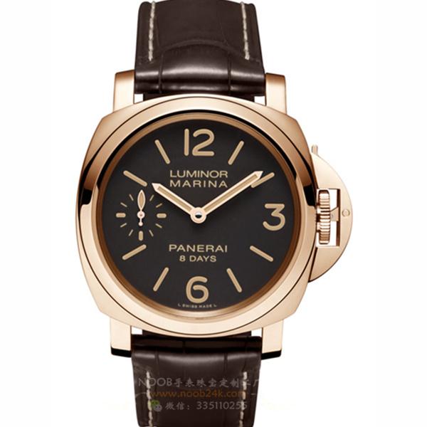 【ZF厂】沛纳海LUMINOR系列PAM00511手上链机械手表