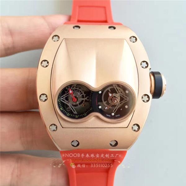 理查德米勒 RM053 裸眼3D 星际大战既视感自动上链腕表