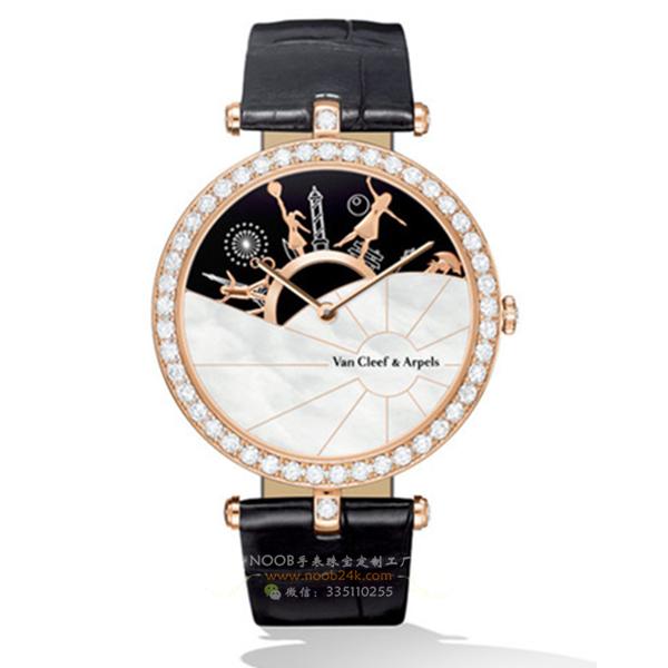 梵克雅宝诗意复杂功能腕表系列VCARO3ZA00女士腕表