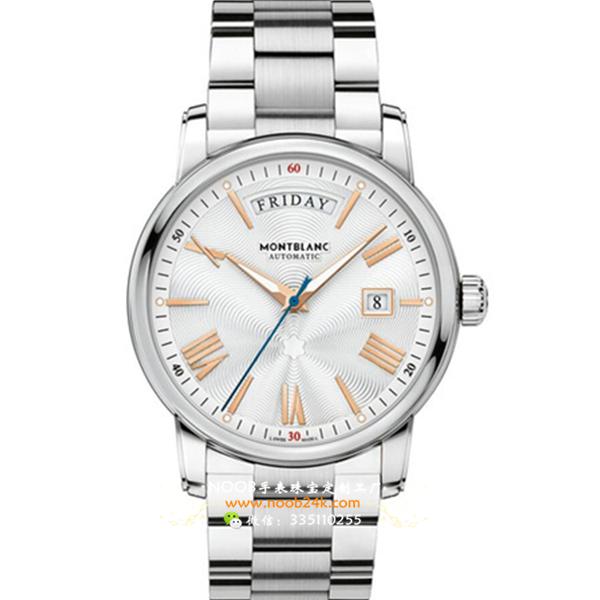 万宝龙明星4810系列U0114854 瑞士自动机械复刻腕表