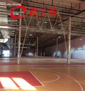 篮球场地案例