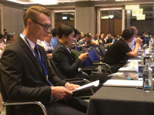 Leo出席香港全球区块链峰会,PlusToken大放光彩