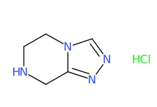 837430-14-5  5,6,7,8-Tetrahydro-1,2,4-triazolo[4,3-a]pyrazine Hy