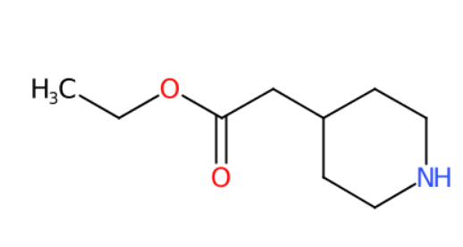 59184-90-6    ETHYL 2-(PIPERIDIN-4-YL)ACETATE
