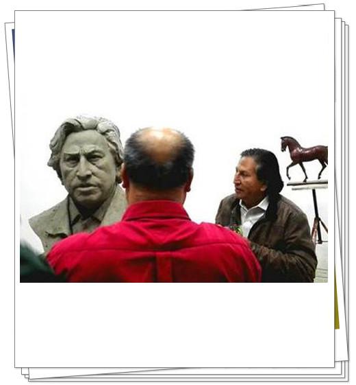 经典雕塑-人物
