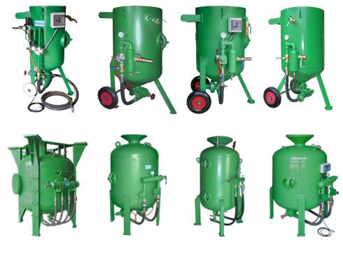 增效率降成本|山东天造环保解析移动式喷砂机需要注意这几点?