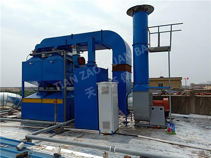 解废气处理设备:山东天造环保如何处理废气