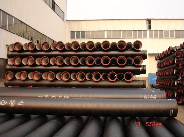江西球墨铸铁管价格