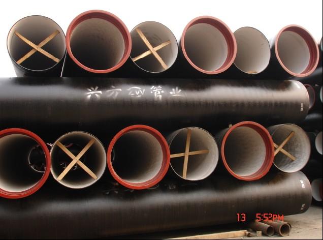 球墨给水铸铁管管件