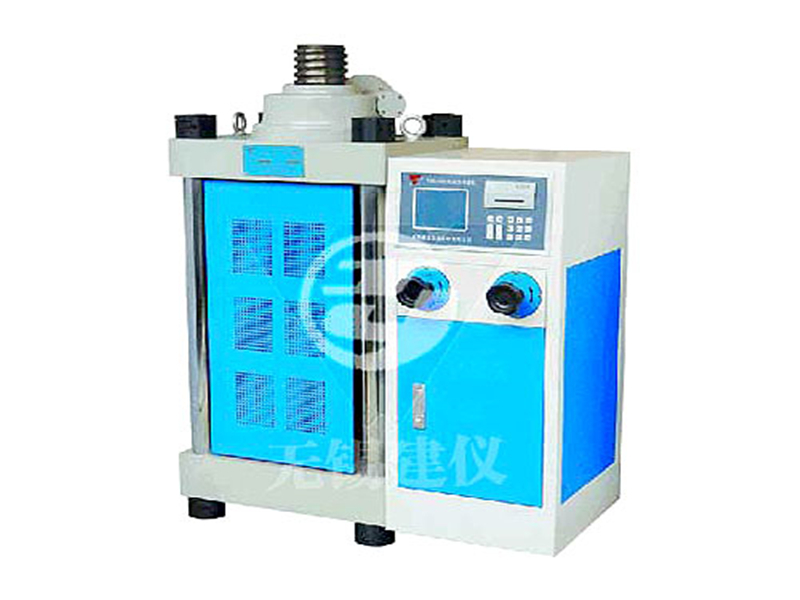 TYE-2000型压力试验机