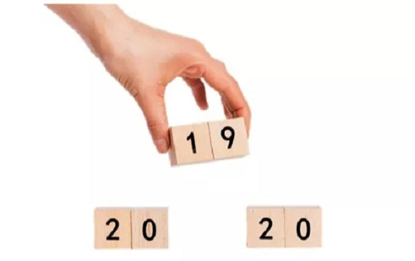 告别2019,点亮2020