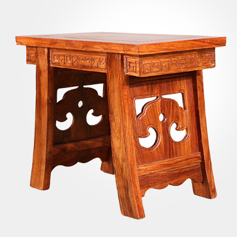 非洲黄花梨 方凳 四方凳 换鞋凳 餐凳板凳凳子矮凳