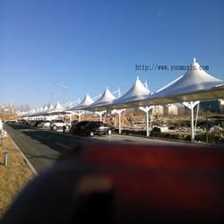 汽车车棚 内蒙古.呼和浩特.云计算中心2