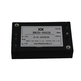 四分之一磚RWG50-100W系列DCDC電源模塊