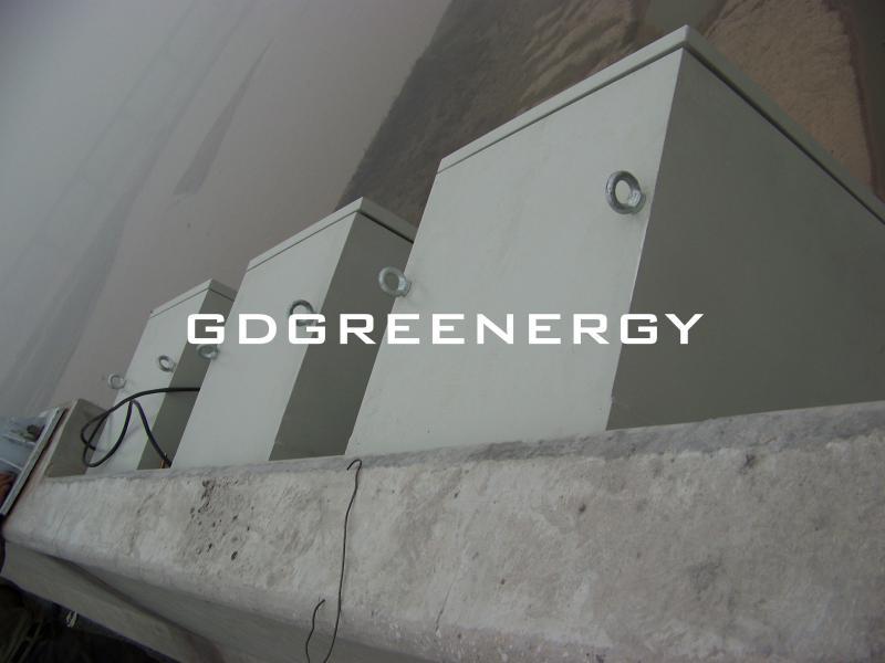 独立发电系统、道路监控