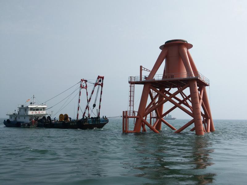 珠海风电施工
