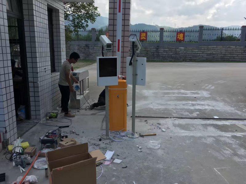 程溪部队停车场项目
