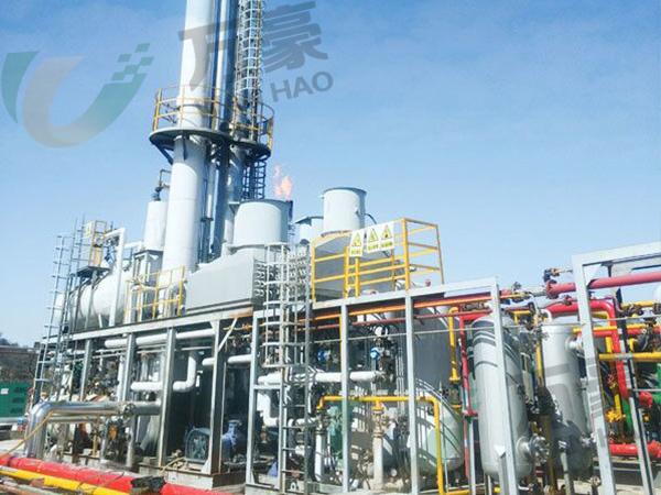 5万方/撬装式天然气液化装置
