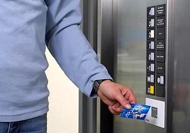 电梯门禁控制管理系统