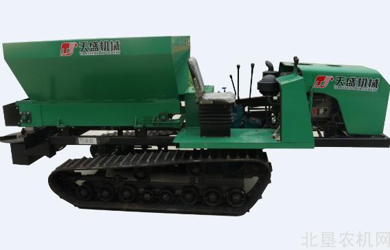 天盛LDFC系列履带自走式撒肥车