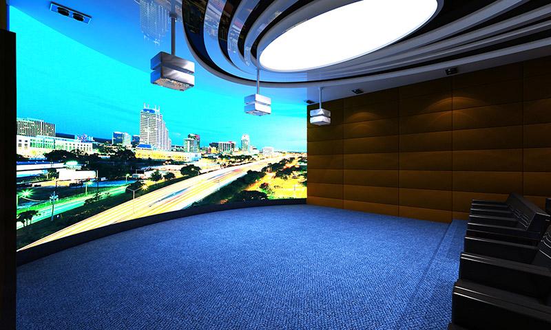 西烏旗規劃展館(三層)