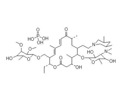 137330-13-3;替米考星磷酸盐