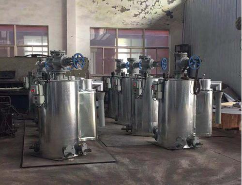 煤气排水器结构