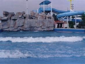 水上乐园人工造浪的视频    「海优环保」欢迎来电