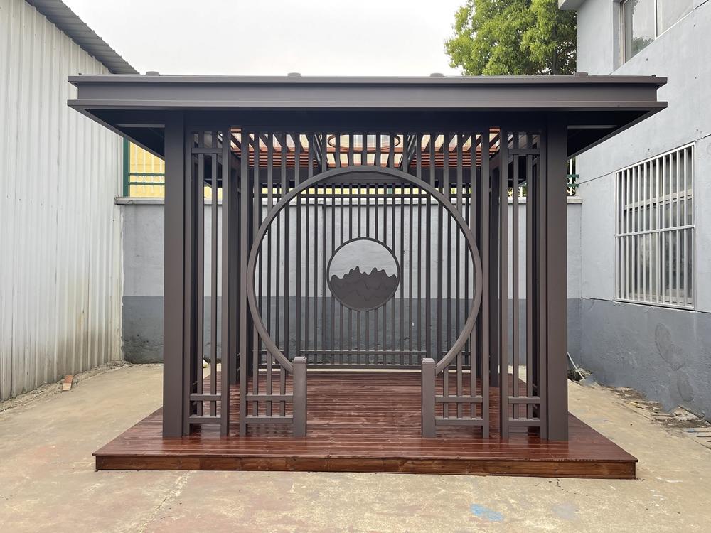新中式涼亭
